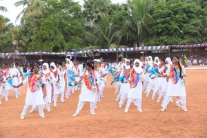 31st SPORTS DAY & 70th REPUBLIC DAY
